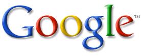 Google: Régi Logo