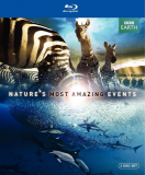 Nature's Most Amazing Events: BluRay Cover