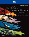 The BBC Natural History Collection: BluRay Cover