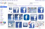 Google: Search Facebook Icon 1.