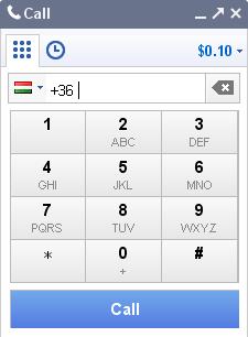Google Voice: Phone