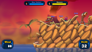 Worms Reloaded: Custom Map 1.